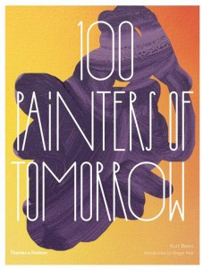100 Painters Of Tomorrow COVER- MARC FREEMAN