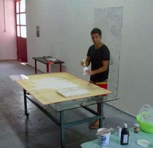 Marc Freeman Residency China - NellieCastanProjects.com