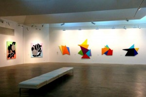 Abstract - Group Show Benalla Art Gallery