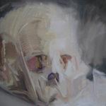 Adam Pyett - Skull (2006) 56 x 51cm